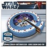 Tortenaufleger Star Wars 16 cm Ø