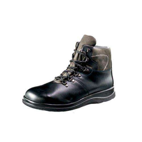 UVEX 9585.9-12 Wide Fit Sicherheitsstiefel, S2, Größe 40, schwarz