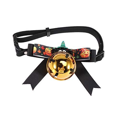 Halloween Bow Tie - Amosfun Collar Bow Tie Neckties with