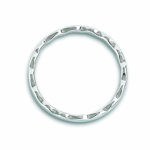 Chapuis, VAO1, Acciaio, nichelato, diametro interno di 2 anelli brises ondules: 21mm