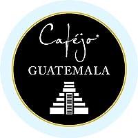 Cafejo K-Cups, Guatemala Coffee, 50 Count