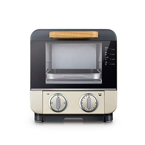 SEEKSUNGM Elektrischer Backofen, Mini-Toaster, Multifunktionsautomatik 10L Elektronischer Backofen, Backkuchen Zu Hause, Temperaturregelung, Größe: 32 * 24 * 22Cm