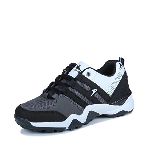 Autunno scarpe sportive scarpe da corsa uomo scarpe casual scarpe scarpe respirabili modelli maschili black and white
