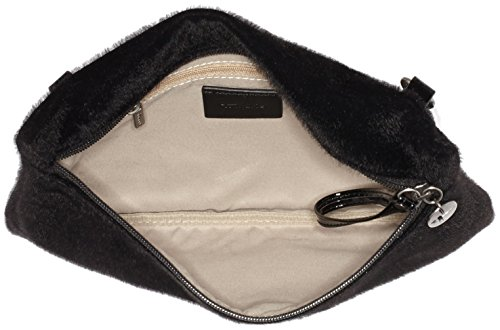 Tamaris SMITA Clutch Bag, Pochette Donna Nero (Nero (Black 001))