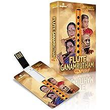 Music Card FLUTE GANAMRUTHAM - Vol. 1 (4)