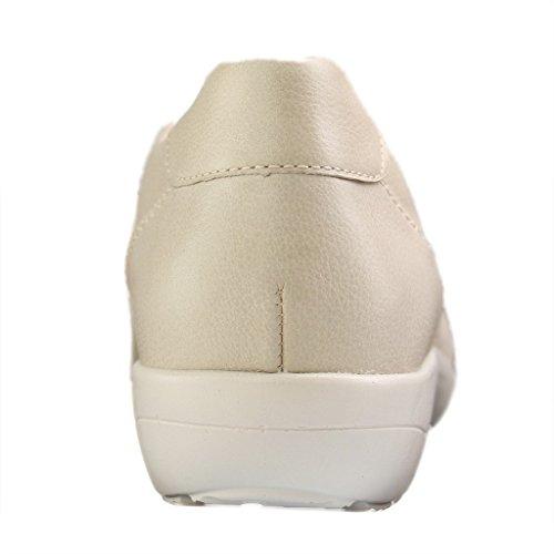 ARA - 12-37529 Como - Damen Slipper - Beige Schuhe in K Weite Beige