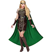 WIDMANN - Vichinga da Donna Costumi per Adulti e56eefa2495