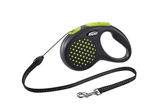 flexi Design S Seil 5 m grün für Hunde bis 12 kg