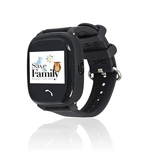 Reloj GPS niños SaveFamily Modelo Completo, smartwatch
