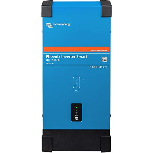Victron Phoenix Smart Wechselrichter 12/2000 12V 230V 1600W Ve.Direct Bluetooth integriert