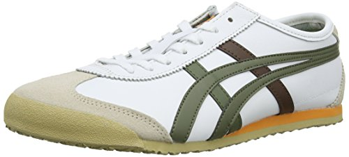 Onistuka Tiger Mexico 66, Chaussons Sneaker Mixte Adulte