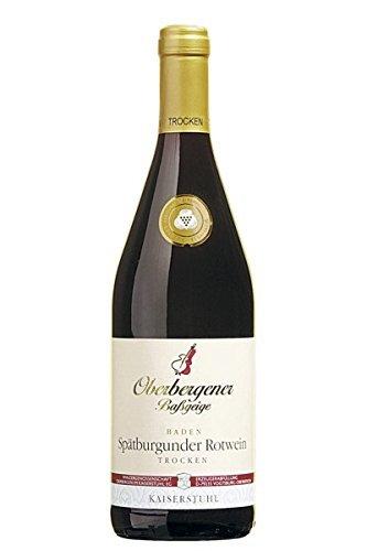 Oberbergener Baßgeige Spätburgunder Rotwein trocken