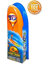Surfer Dudes Wave Powered Mini-Surfer and Surfboard Toy - Sumatra Sam by Surfer Dudes