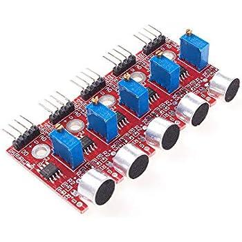 Modul Detektor Licht umschalten Auto aus Intelligent Sound Voice Sensor