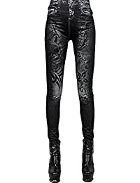 buytra Comfortable Sexy Skinny Jeggings Women Stretchy Leggings Tights Jean