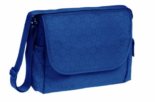 Preisvergleich Produktbild Marv MMB0340 Wickeltasche Messenger Bag, Modern Retro navy
