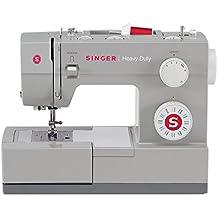 SINGER Heavy Duty - Máquina de coser (Gris, Máquina de coser automática, Costura