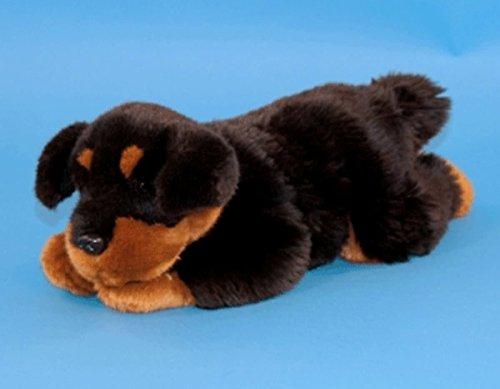 Dowman Soft Touch Rottweiler Hund 26cm Stofftier -