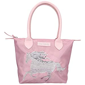 TOP MODEL- Bolso Miss Melody rosado (0010627), Multicolor (DEPESCHE 1)