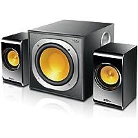 Edifier Stylish 2.1 2.1channels 30W Black speaker set - Speaker Sets (2.1 channels, 30 W, PC, 85 dB, 1-way, 16 W) prezzi su tvhomecinemaprezzi.eu