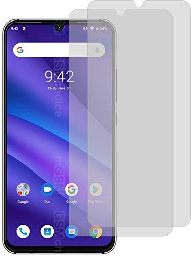 2X ANTIREFLEX matt Schutzfolie für Umidigi A5 Pro Bildschirmschutzfolie Displayschutzfolie Schutzhülle Bildschirmschutz Bildschirmfolie Folie