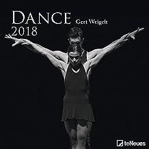 Dance 2018 - Sportkalender, Tanzkalender, Wandkalender  -  30 x 30 cm