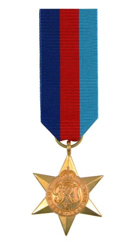 British WW2 1939-45 Star Medal - Full Size Made in Britain