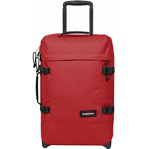Eastpak Tranverz S Valise - 51 cm - 42 L - Raw Red (Rouge)