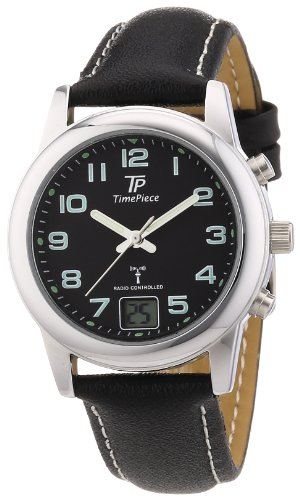 Time Piece Damen-Armbanduhr Funk Analog Quarz TPLA-10236-22L