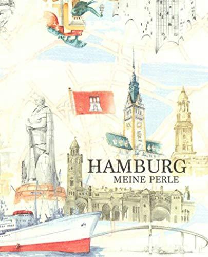 rviette Stadt Meine Perle Hafen 20 Stück 3-lagig 33x33cm ()