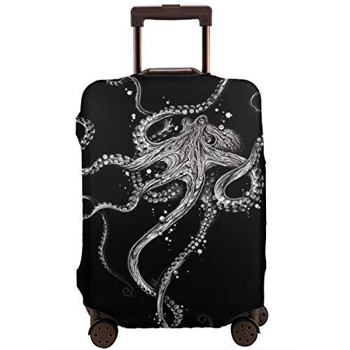 Octopus Reisegepäckabdeckung passend für 26-28 Zoll Koffer - Koffer Octopus