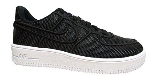 Nike , Herren Sneaker black gym red white 002 40 EU black white 001