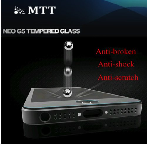 MTT Tempered Glass Screen Protector Guard for Sony Xperia Z1