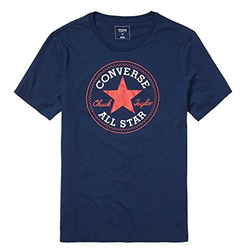 Converse -  T-shirt - Maniche corte  - Uomo Blue XX-Large