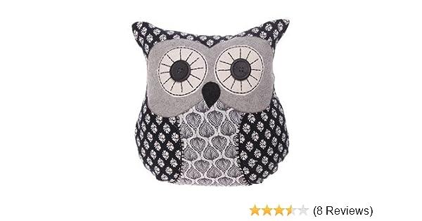Sass & Belle Applique Anwenden Owl Eule Kissen - Chester (Mit ...