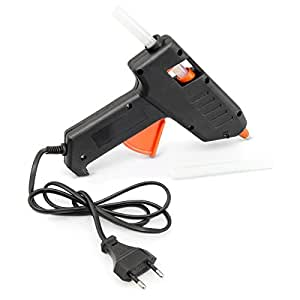 Pistolet à colle électrique avec 2 bâtons + câble électrique BricolageØ 11 mm