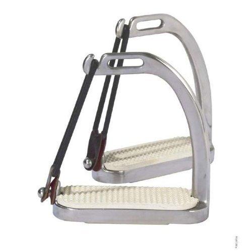 PFIFF Sicherheitsteigbügel (Ein Paar) silber, 005550-96-1 Test
