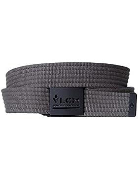 Volcom Banzai Web Cinturón, Hombre, Negro (Pizarra), Talla Única