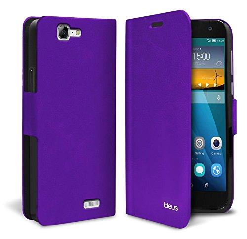 Ideus CAASG7LEABOPU – Custodia di Protezione per Huawei Ascend G7,...