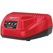 Milwaukee C12 C - Cargador batería (M12 - C12 C, 12 V)