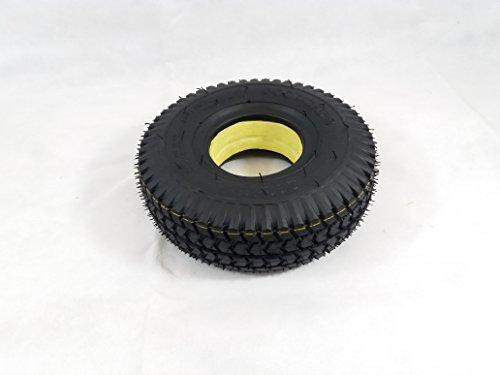 Solid 3.00–4(260x 85) Mobilität Scooter Reifen, (Gute Care) schwarz. (Mobilität Reifen)