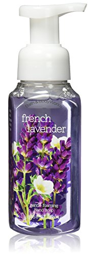Bath and Body Works - Gentle Foaming Hand Soap French Lavender Bath and Body Works