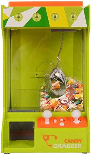 COSTWAY Süßigkeitenautomat Candy Grabber Greifautomat Spielzeug Geschenk Kinder Spender Spielautomat