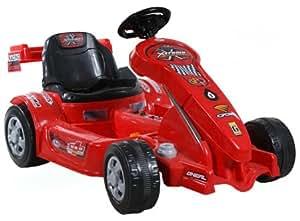gokart go kart voiture v hicule lectrique pour enfant go cart arti formula 1 606b rc rot. Black Bedroom Furniture Sets. Home Design Ideas