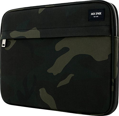 Zip Sleeve für z.B. Apple MacBook / iPad Pro / Microsoft Surface - camouflage [Universal 13