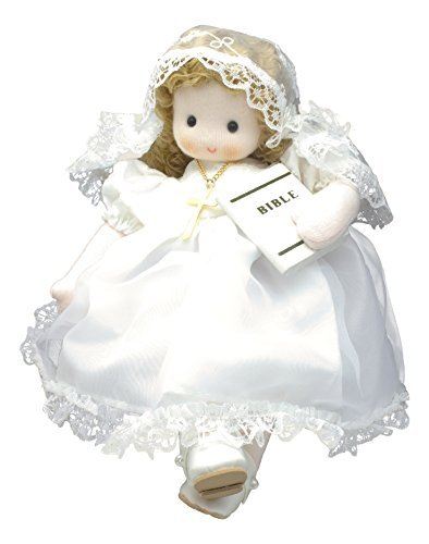First Communion Musical Doll Blonde