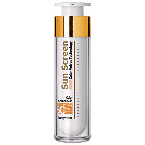 Frezyderm, Filtro solar facial SPF 50, piel sensible