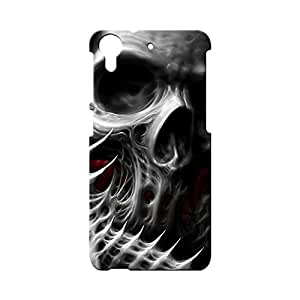 BLUEDIO Designer Printed Back case cover for HTC Desire 728 - G1833