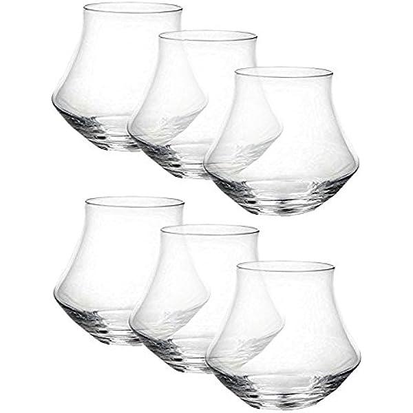 botucal Rum vasos – 6 Unidades: Amazon.es: Hogar