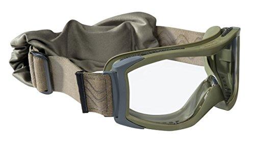Schutzbrille Bolle X1000 gruen